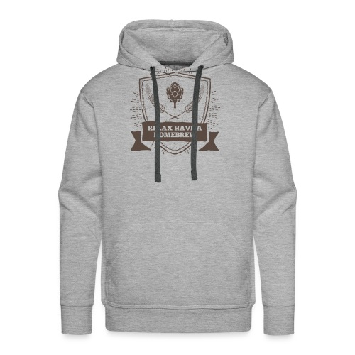 Relax have a Homebrew - Men's Premium Hoodie