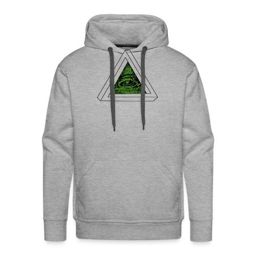 Impossible Illuminati - Men's Premium Hoodie