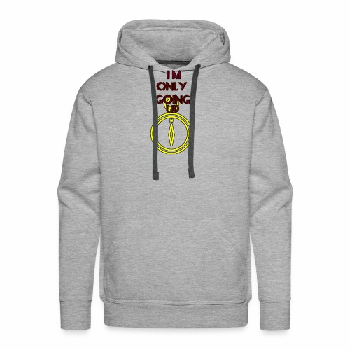 Im only going up - Men's Premium Hoodie