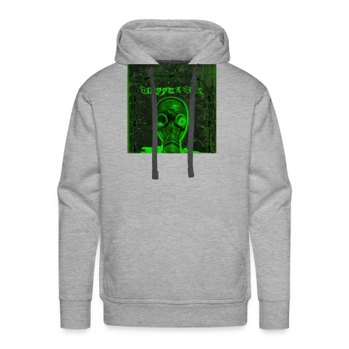 blessed one art work - Men's Premium Hoodie