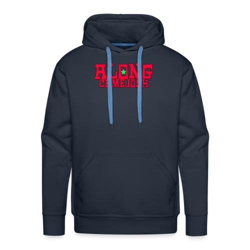 AlongCameJosh Logo - Men's Premium Hoodie