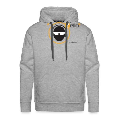 TSP Zello Logo - Men's Premium Hoodie