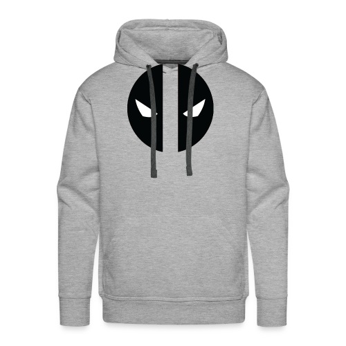 Deadpool Eyes.png - Men's Premium Hoodie