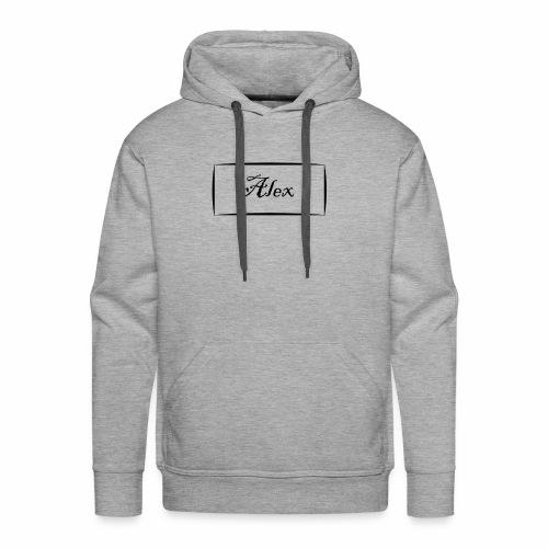 Alex - Men's Premium Hoodie