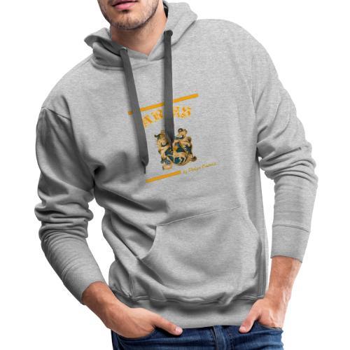 ARIES ORANGE - Men's Premium Hoodie