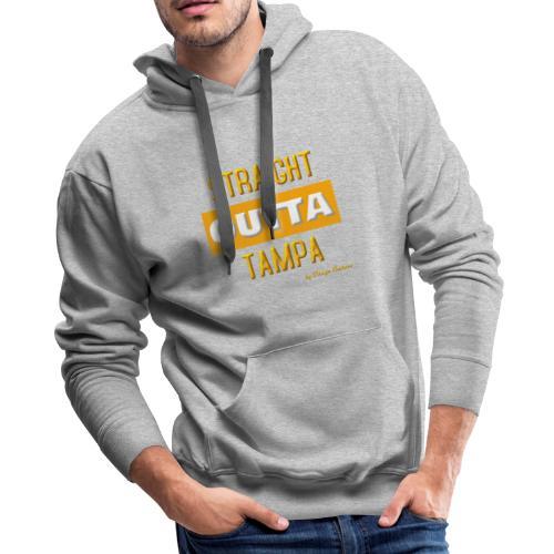 STRAIGHT OUTTA TAMPA ORANGE - Men's Premium Hoodie