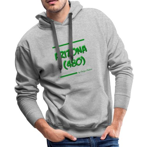 ARIZON 480 GREEN - Men's Premium Hoodie