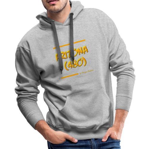 ARIZON 480 ORANGE - Men's Premium Hoodie