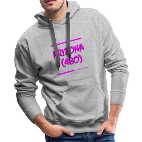 ARIZON 480 PINK - Men's Premium Hoodie