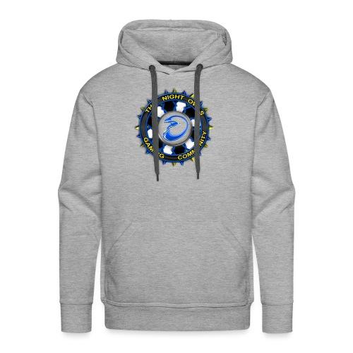 Night Owls Gaming Logo - Men's Premium Hoodie