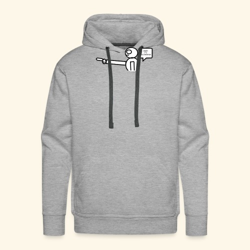 OMG its txdiamondx - Men's Premium Hoodie