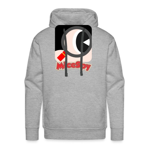 MiceSpy with your eye! - Men's Premium Hoodie