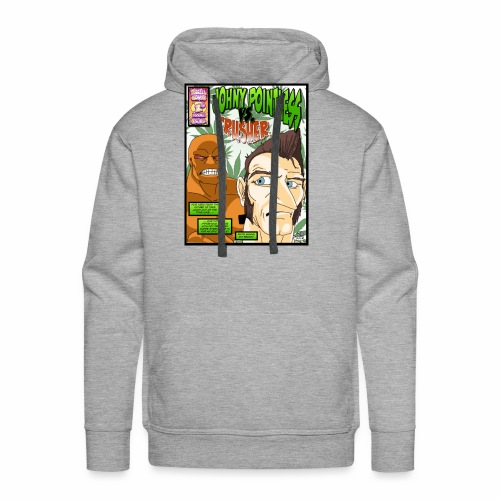 Johny P Issue 2 COVER - Men's Premium Hoodie