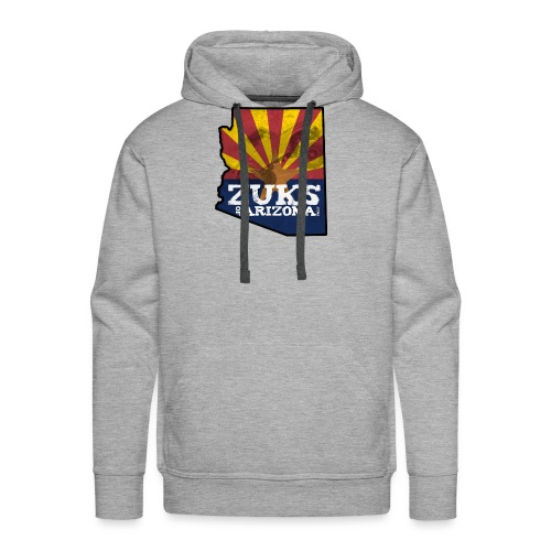 Zuks of Arizona Official Logo - Men's Premium Hoodie