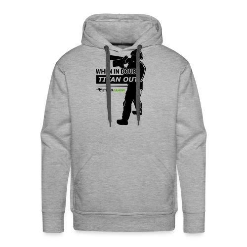 Shirt1B2 png - Men's Premium Hoodie