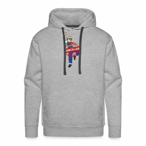 Cookout cancelled - Men's Premium Hoodie