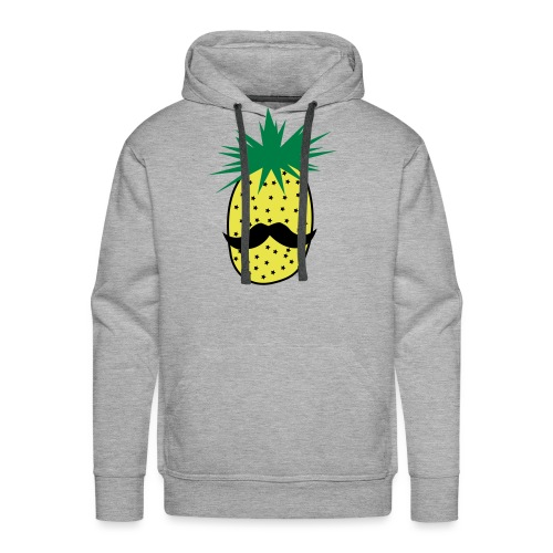 LUPI Pineapple - Men's Premium Hoodie