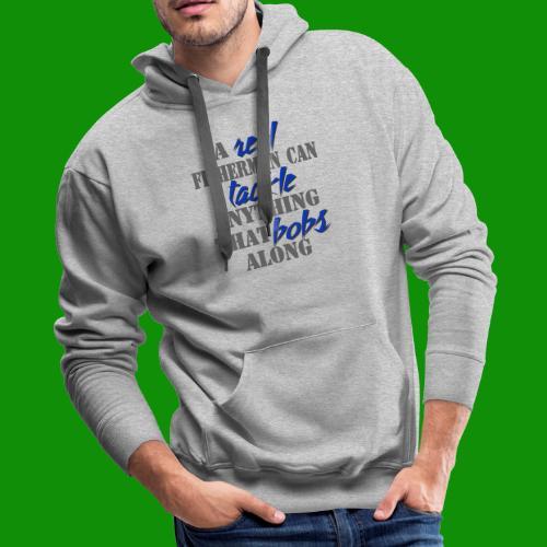 Reel Fisherman - Men's Premium Hoodie