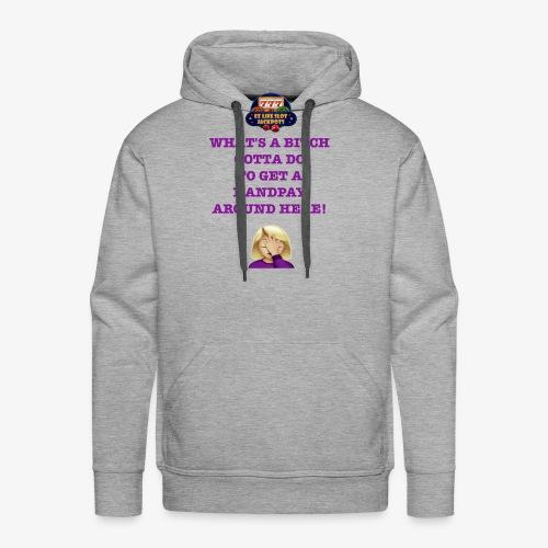 Handpay - Men's Premium Hoodie