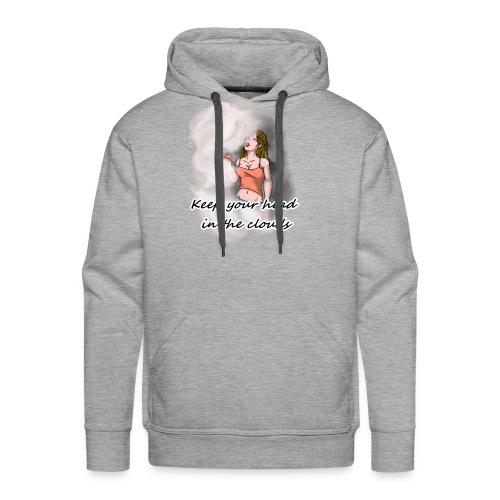 VAPE GIRL - Men's Premium Hoodie