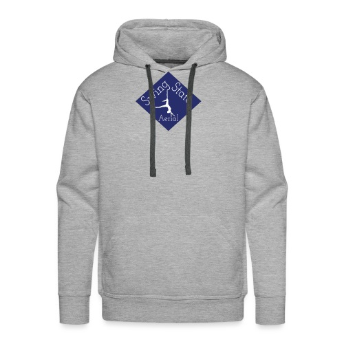 Large Swing State Logo - Men's Premium Hoodie