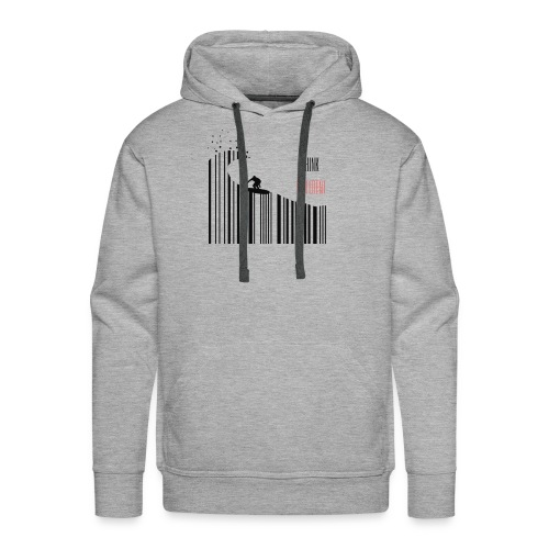 Think Different - Men's Premium Hoodie