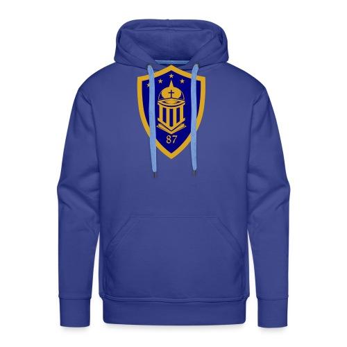 Ateneo HS Batch 87 Logo - Men's Premium Hoodie
