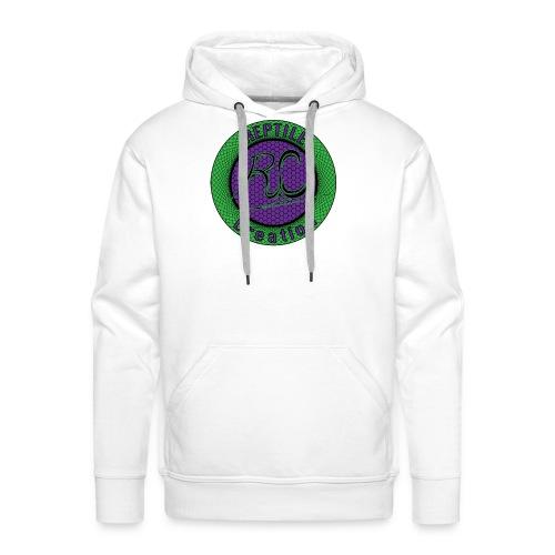 Reptile Creation Logo - Men's Premium Hoodie