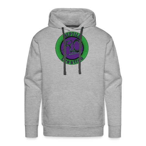 Reptile Creation Logo - Men's Premium Hoodie
