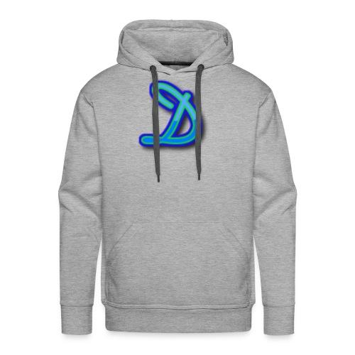 D - Men's Premium Hoodie
