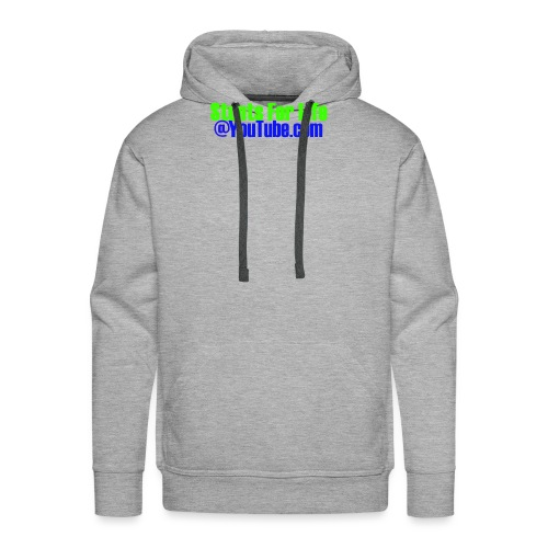 stunts for life - Men's Premium Hoodie