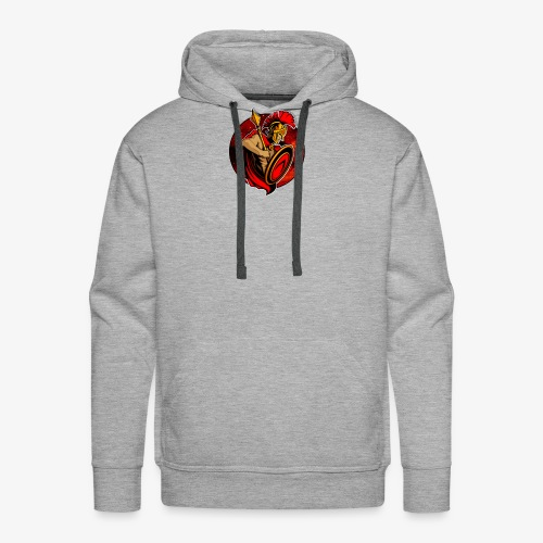 New Logo Trojenz without txt png - Men's Premium Hoodie