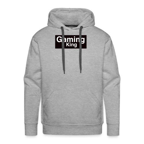 Gaming king - Men's Premium Hoodie