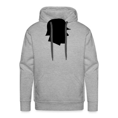 Soldier silhouette - Men's Premium Hoodie