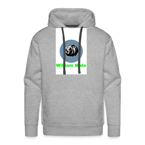 William Male - Men's Premium Hoodie