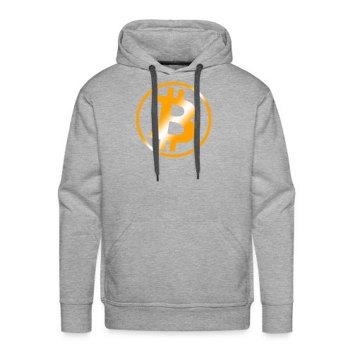 Bitcoin - Men's Premium Hoodie