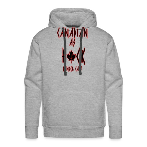 CanadianAF - Men's Premium Hoodie