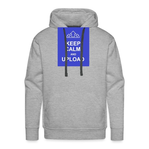 RockoWear Keep Calm - Men's Premium Hoodie
