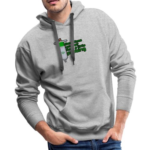 3D Printing - Sometimes you need a little Probing - Men's Premium Hoodie