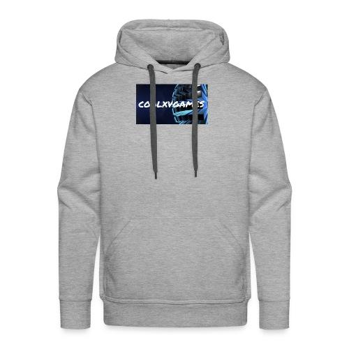 coolxvgames21 - Men's Premium Hoodie