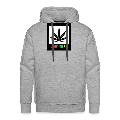 Canna Fams #2 design - Men's Premium Hoodie