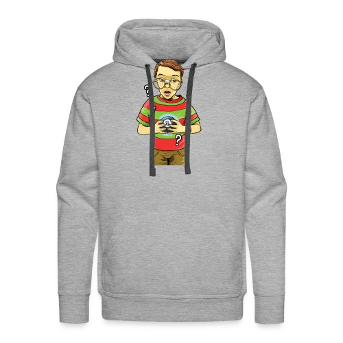 Waldo - Men's Premium Hoodie