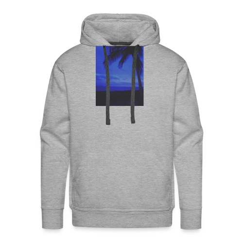 Queensland Palms - Men's Premium Hoodie