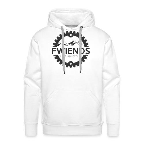Fwiends Logo - Men's Premium Hoodie