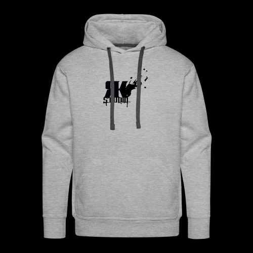 RKStudio Black Version - Men's Premium Hoodie