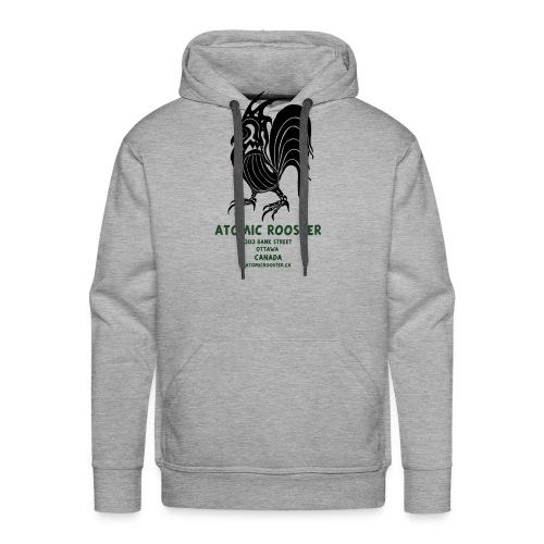 AtomicRooster Tshirt - Men's Premium Hoodie