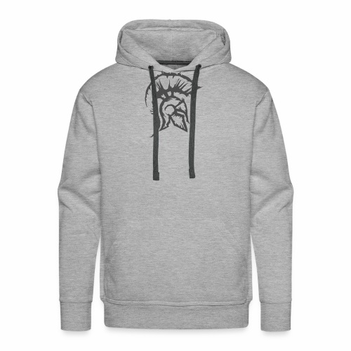 the knight - Men's Premium Hoodie