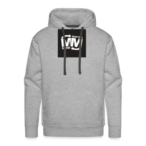 Miniminter merchandise - Men's Premium Hoodie