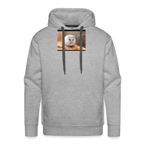 Dungeon the hamster - Men's Premium Hoodie