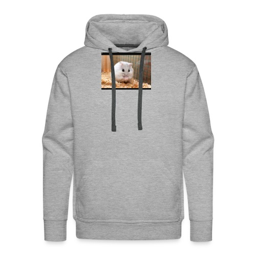 Dungeon the hamster - Men's Premium Hoodie